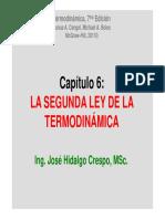 Capítulo 6_Segunda Ley de La Termodinámica [Modo de Compatibilidad]