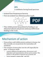 Tetracyclines (1)