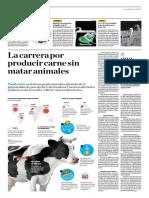 La Carrera Por Producir Carne Sin Matar Animales