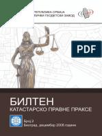 Bilten katastarsko pravne prakse godina 2008 broj 2.pdf
