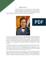 Biografia Pedro Santana