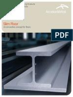 Arcelor Mittal SlimFloor Steel Composite Floor Structure
