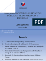 Aarenas Transparencia y Probidad