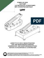 Manual Bba Upf 702