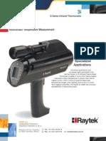 termometros infrarojo Raytec