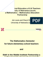 Mathematical Education