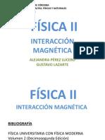 Inter Acción Mag n é Tica
