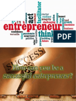 Report on Successful Entrepreneurs Version 2