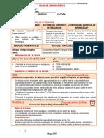 SESIONES DE APRENDIZAJE.CUARTO GRADO.pdf