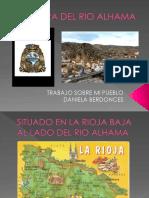 Mi Pueblo.cervera Del Rio Alhama