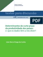 TD_118__Produtividade_P_BD.pdf