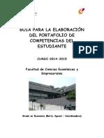 Guía Docente Tfg_2014-15