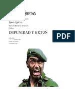 Impunidad y Betún – Caras y Caretas