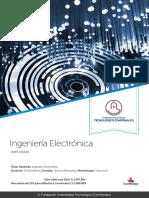 Plegable Ingeniería Electrónica
