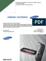 Manual Movil Samsung