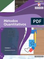 Metodos Quantitativos u1 s1