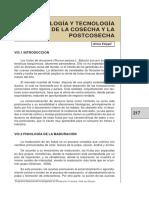 Fisiologia Del Durazno