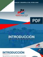Presentación Proyecto Competiciones FPF