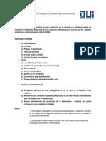 Formato General de Informe de La Investigación.2019docx