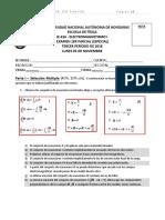 Examen I IE-416 2018 III Especial (Pauta)