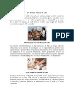 APS Atención Primaria de Salud