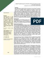 Executive Summary TR - VNUS RF.pdf