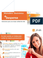 Despensa Con Up Beneficios Bienestar