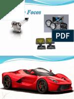 Sistema Electrico - Faros y Focos