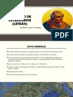 i Concilio de Lateranense