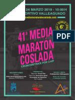 DEPORTE | Revista de la 41ª Media Maratón de Coslada