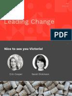 Thnk Leading Change