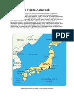 Japão e Os Tigres Asiáticos