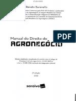 Manual Direito Agronegocio Buranello 2.Ed_Sumário
