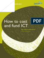 How to Cost and Fund ICT