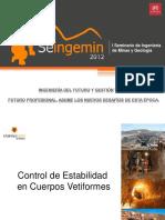 Control de Estabilidad en Cuerpos Vetiformes (ALBINO VARGAS)