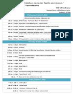 draft caspa 2018 conference