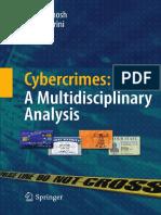 Ghosh, Turrini - 2010 - Cybercrimes A multidisciplinary analysis.pdf
