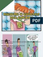 Higiene y Cuidado Del Cuerpo Bairon Castañeda