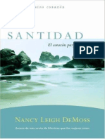 Santidad, el corazon purificado por Dios - Nancy Leigh DeMoss.pdf