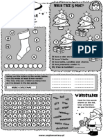 Christmas Worksheets 2