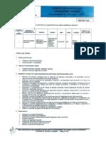 07. Supervisor de Seguridad Salud y Ambiente Unidad Operativa Macará