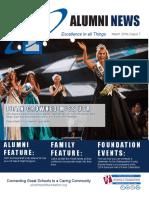 Titan Alumni News 2019