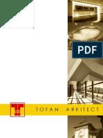 Brosura Tofan Arkitect - Copie