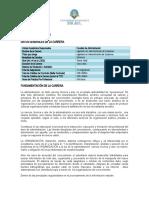 Plan de Carrera Admin is Trac Ion