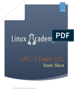 Linuxacademy Lpic101 Studysheetmarch2015 1426896104