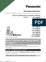 Panasonic KX-TGE260.pdf