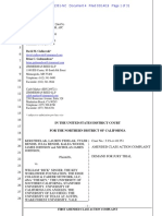 Amended Complaint as Filed