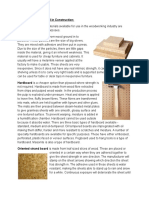 Types of Materials Used in Construction