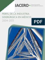 Perfil de La Siderúrgica en México. CANACERO