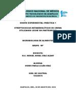 Disexp1 Streptococcus Bhemoliticos